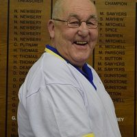 Men's Vice Captain – Nigel Cutting